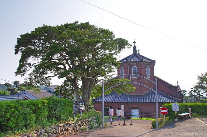 1.田平天主堂
