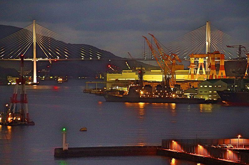 新長崎県庁舎で夜景を、ランチはコスパ最高県庁レストラン