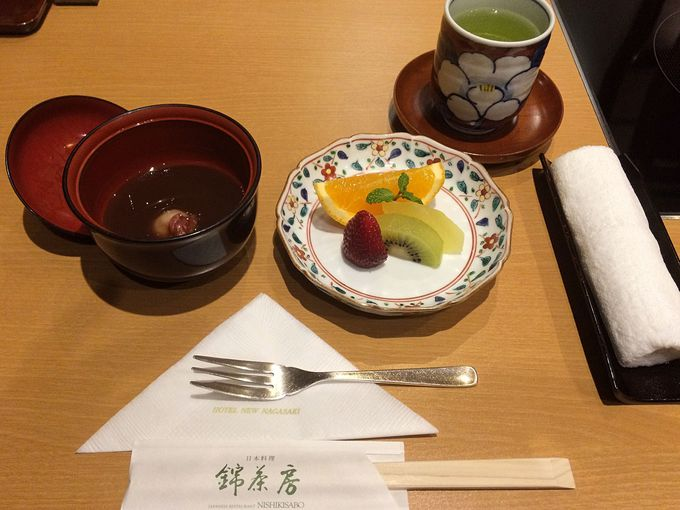 1人でも大丈夫、長崎の味「卓袱料理」を堪能