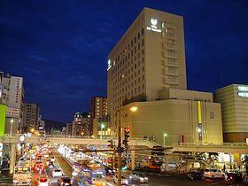 長崎駅から徒歩1分「ホテルニュー長崎」一人旅でも卓袱料理