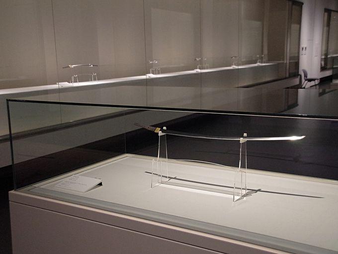 姫路市立美術館史上、過去最大級の刀剣展