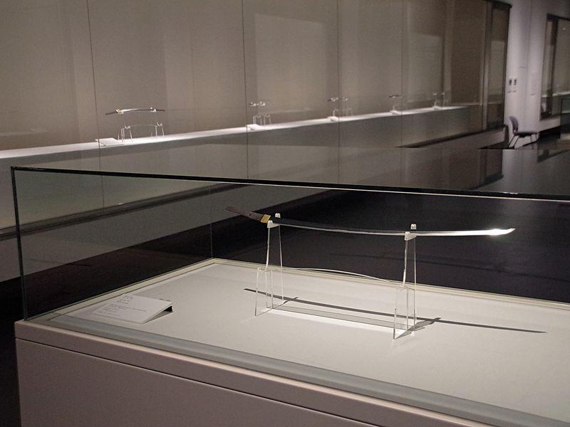 姫路市立美術館で特別展 刀剣ファン必見の名刀を一挙公開中