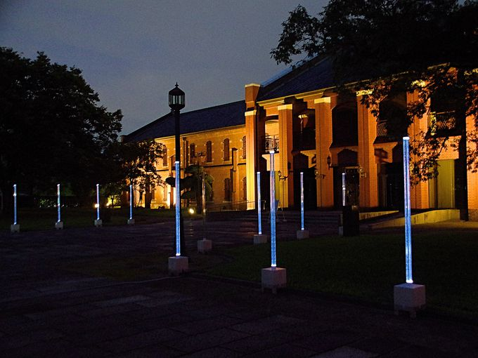 姫路の夜は、ここだけの風景、ここだけの音楽とともに