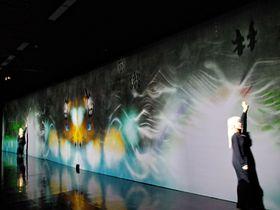 姫路市立美術館で「チームラボ」の個展 今ここでしか会えない作品を