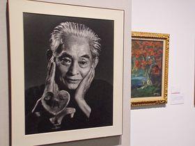 未投函ラブレターも公開「文豪川端康成と美のコレクション展」姫路で開催