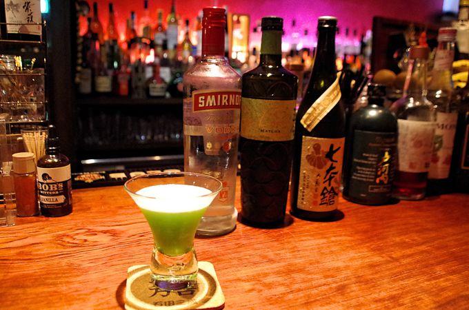 夜はバーで石田三成カクテル、朝食はしっかりと