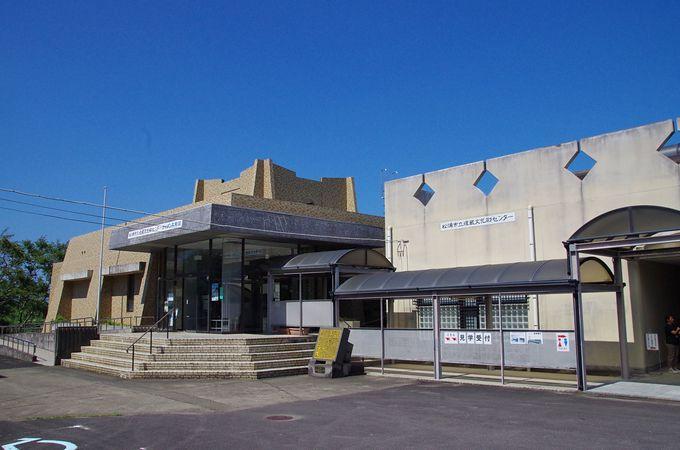 元寇の遺物を保存展示「松浦市立埋蔵文化財センター」