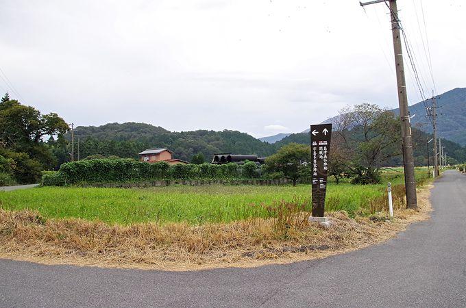 「東首塚」「松平忠吉・井伊直政陣跡」と「開戦地」