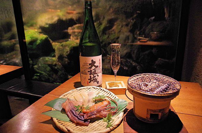 1日目夜:城好きならたまらない居酒屋「大垣城サルーン」
