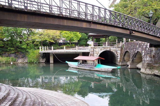 2日目朝:水の都・大垣は朝の散歩が気持ちいい