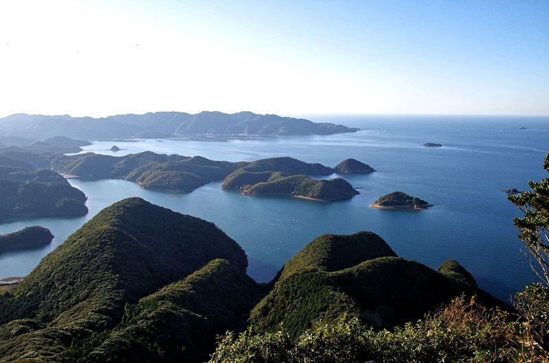 長崎県対馬「金田城跡」登城ルートは絶景トレッキングコース