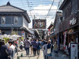 滋賀県長浜市の定番観光スポット「黒壁スクエア」へ行こう!