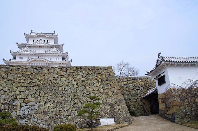 「姫路城 冬の特別公開」初公開の太鼓櫓と一部公開の帯の櫓