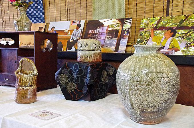 「信楽 幸せ創造館澤善」で作陶展開催の理由