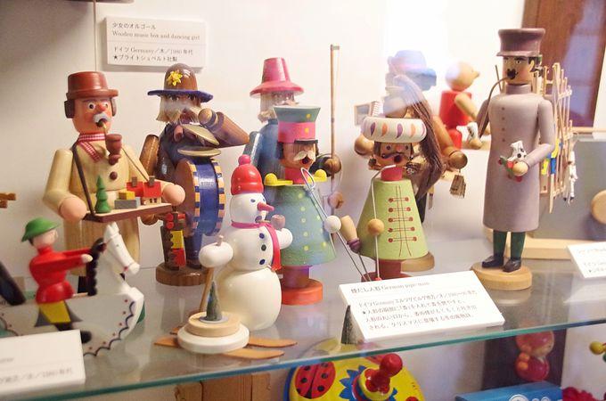 日本玩具博物館で、世界160カ国を旅しよう!