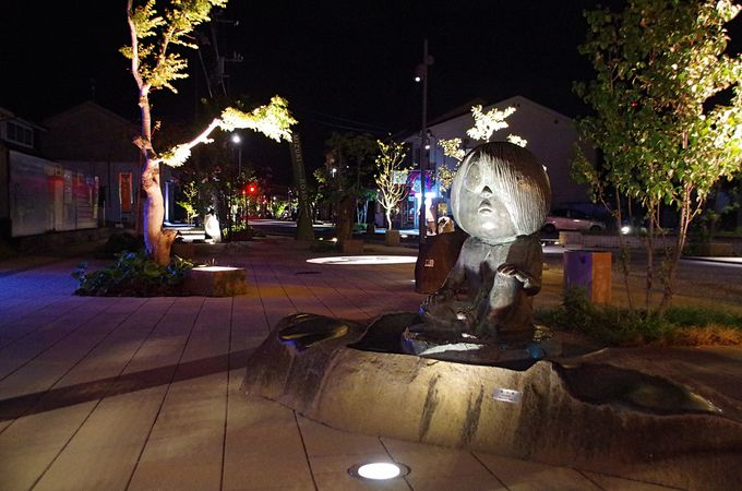 鳥取県西部を代表する観光スポット「水木しげるロード」