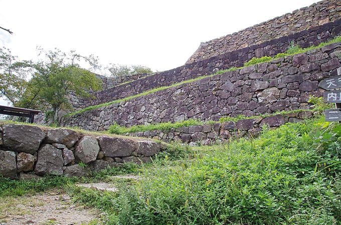 米子城跡の石垣にワクワク!伸びしろいっぱい鳥取西部の名城跡