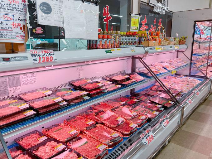 「アグリプラザ四季菜館」一番の目玉商品は壱岐牛