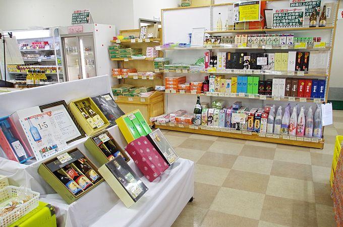 島なのに長崎県で2番目に広い平野の産物「米」と「麦焼酎」