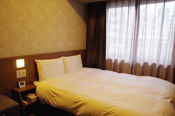 客室タイプは5つ 全284室で設備も充実
