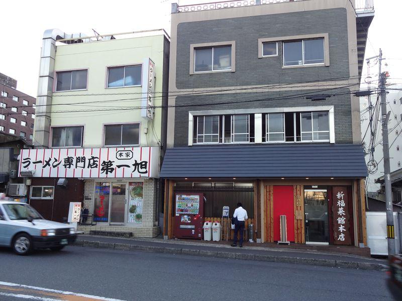 京都ラーメン界のパワースポット!聖地「たかばし」で老舗の名店ダブル参り