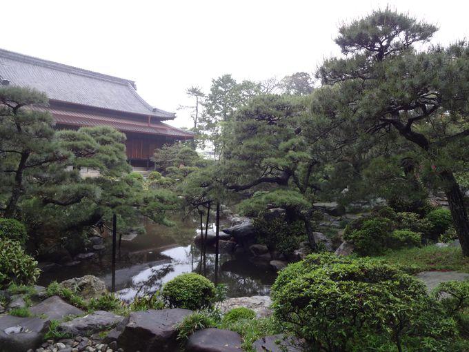 4.諸戸氏庭園
