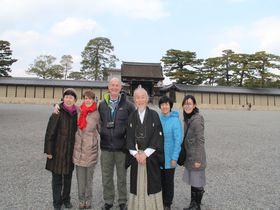 """ガイドは""""ラストサムライ""""!?京都新発見の散策ツアーは外国人も大満足♪"""