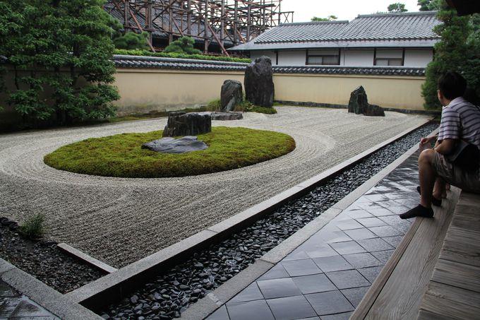 洛北の苔寺「龍源院」には面白い宝物が満載!!