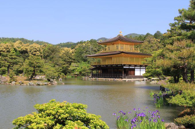 金閣寺からすぐ:きぬかけの路