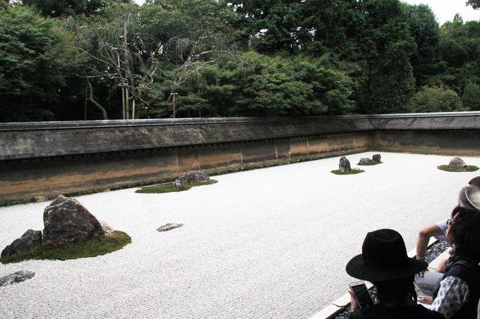 エリザベス女王も絶賛!「龍安寺」で神秘の石庭を観る!