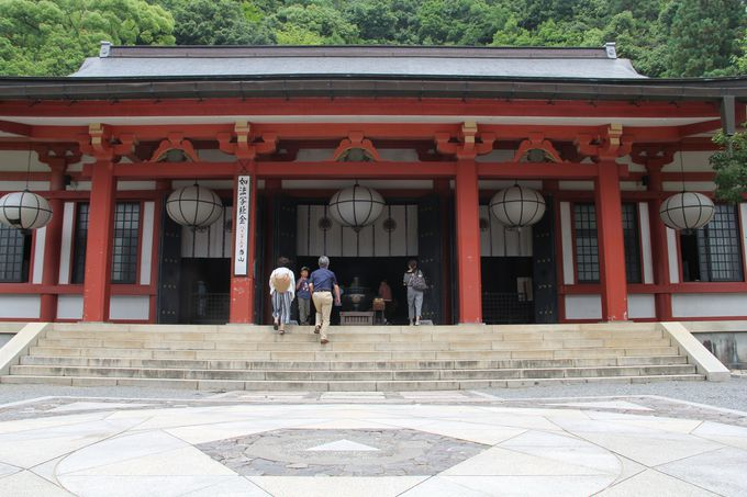 宇宙のエネルギーが伝わる?京都一のスピリチュアルポイント!「金剛床」