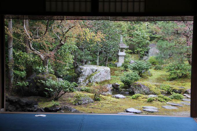 昔の面影を今に残す「西村家庭園」