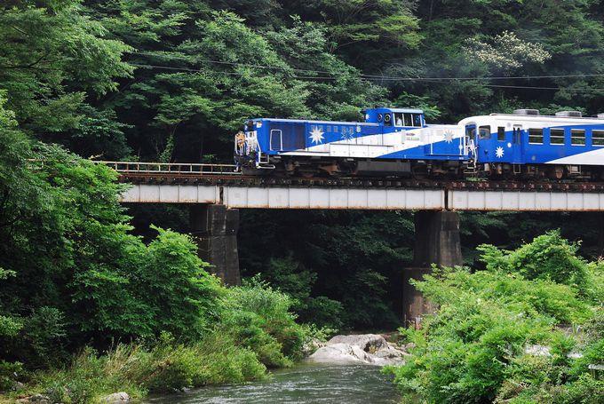 大人も子供も楽しめる!トロッコ列車「奥出雲おろち号」で親子の夏旅!