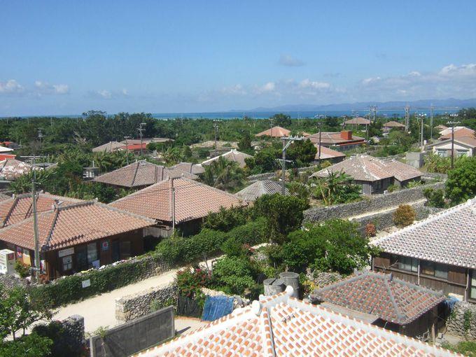 重要伝統的建造物群保存地区の町並み