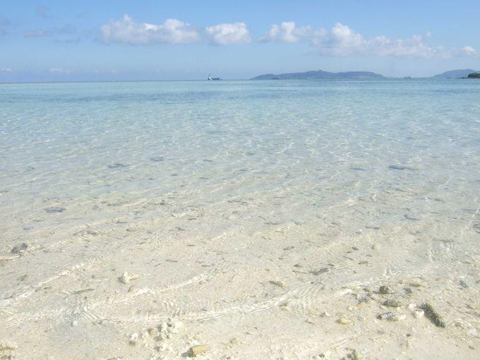 美しき海コンドイビーチ