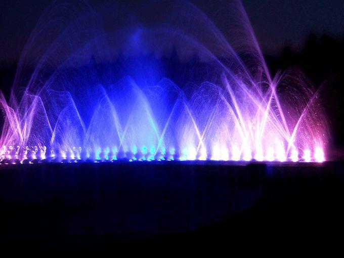 ベルサイユ宮殿の噴水ショー