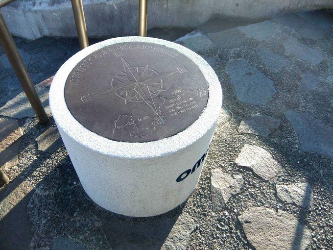 これが「地球が丸く見えるん台」だ!