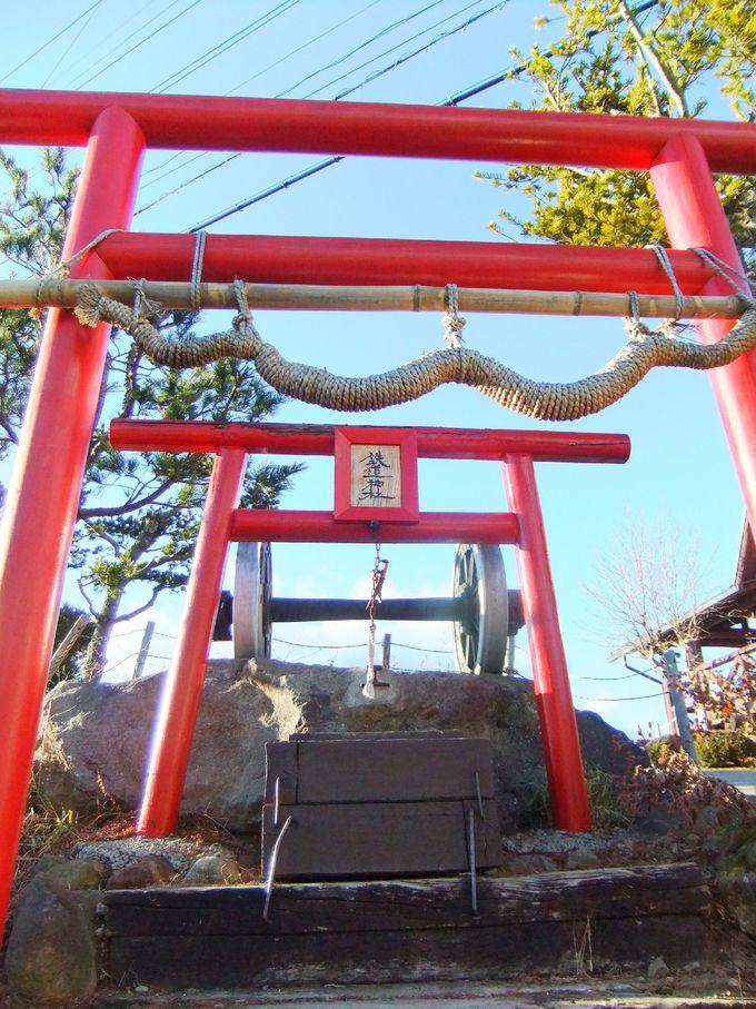 珍しいご神体をお祀りしていている鉄道神社とは!?