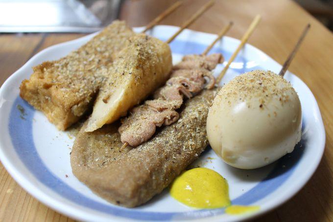 静岡おでんスタイルで食べよう!