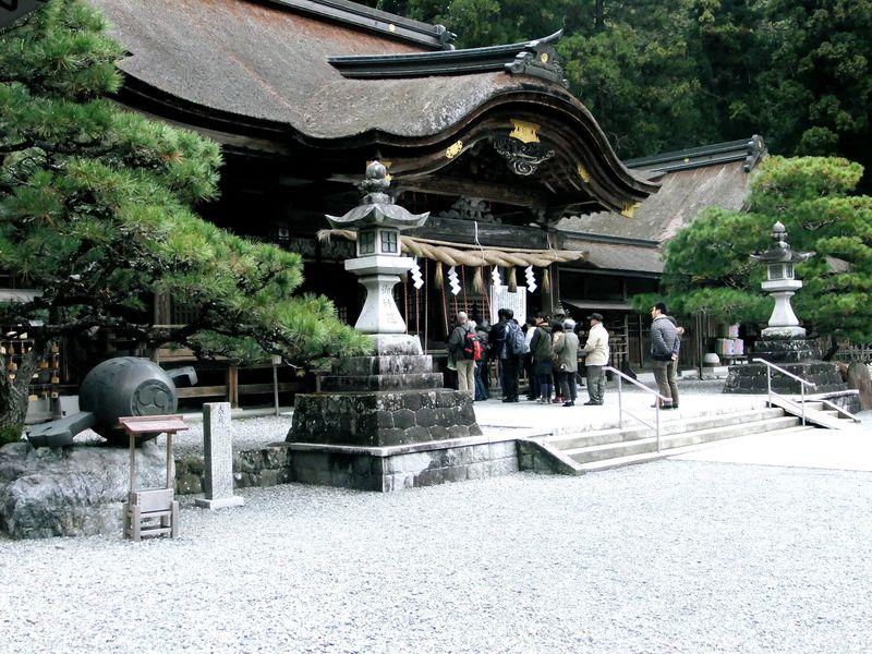 遠州の小京都・森町「小國神社」で初詣と縁結び!心願成就ならココ!