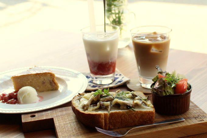 カフェでのんびり寛ぎのひと時!〜糸CAFE(ITO CAFE)〜