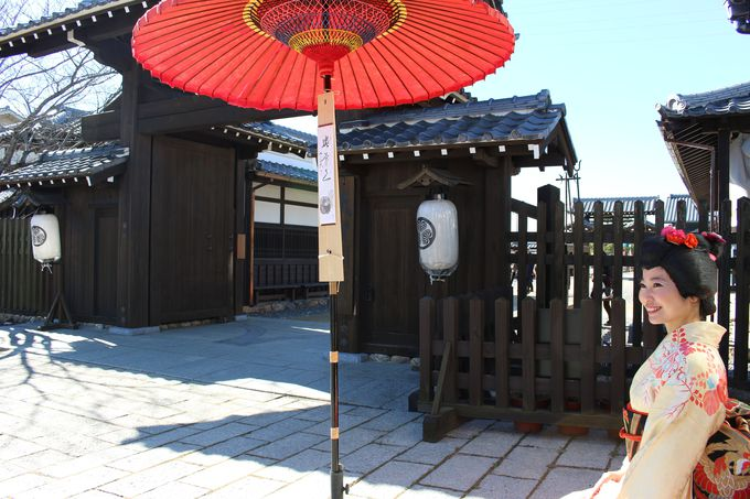 東海道三大関所「気賀関所」も観光しよう!