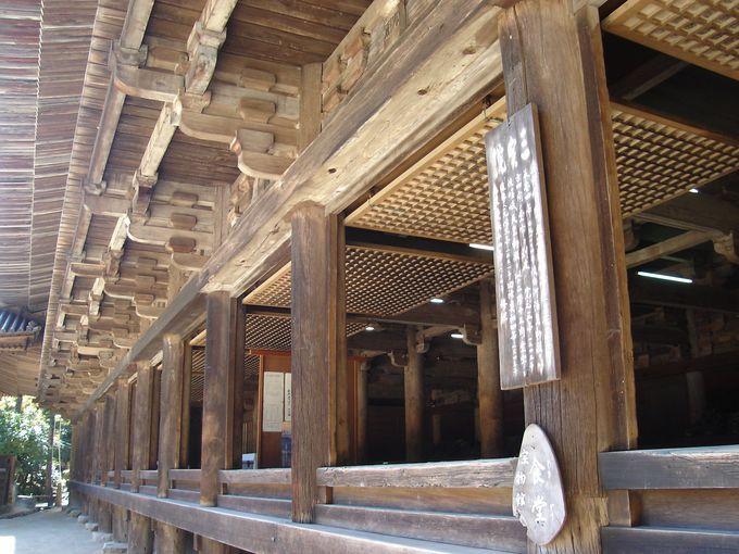 ラストサムライの有名なロケ地になった食堂・常行堂