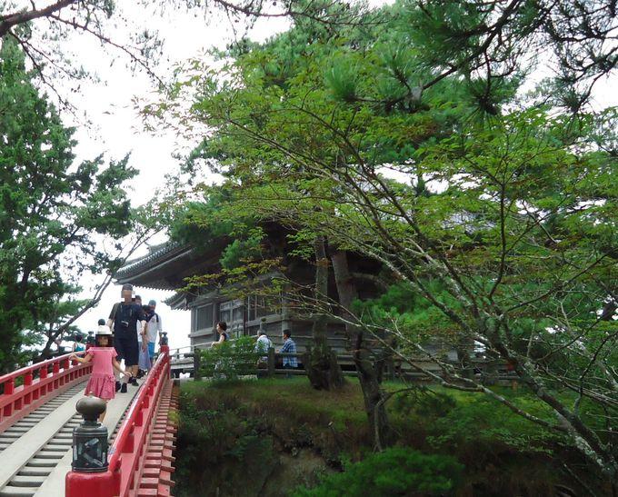 五大堂はこの瑞巌寺の奥ノ院