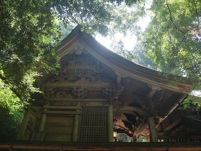 10.くし觸神社