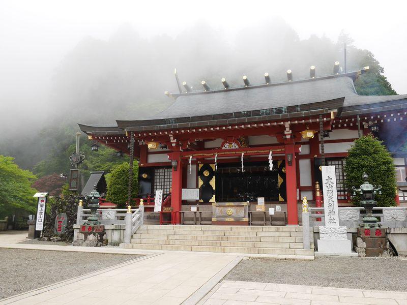 """神奈川の霊山「大山」現代版""""大山詣""""は登山しないでパワーチャージ!"""