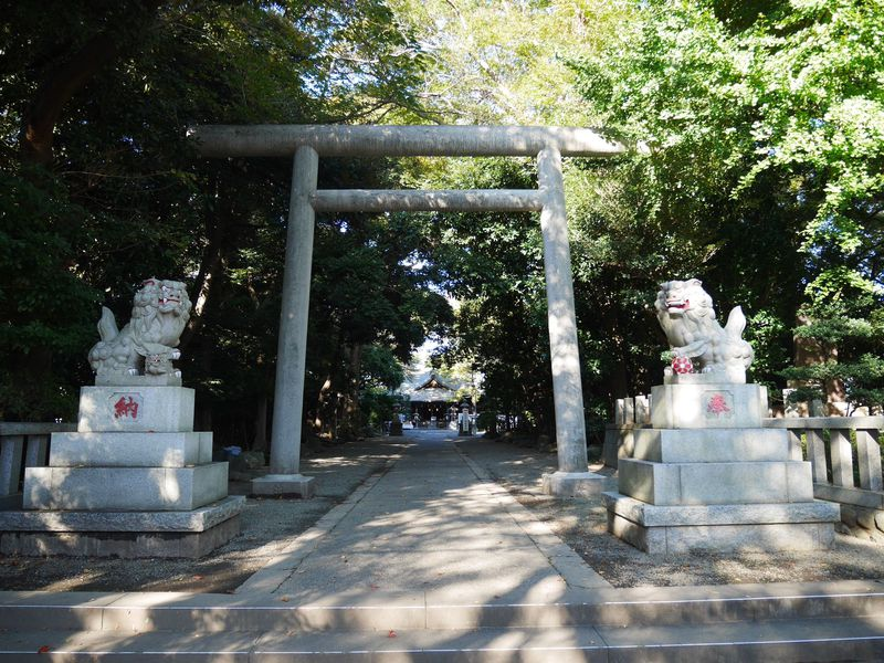 就職にもご利益!学問の神様を祀る神奈川県平塚市の前鳥神社