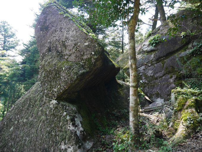 北極星、北斗七星を観測!岩屋岩蔭遺跡巨石群