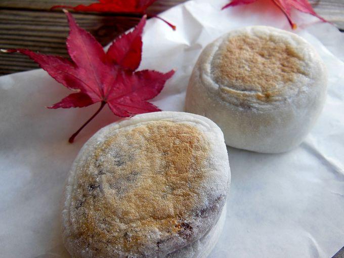 上賀茂神社脇の神馬堂のやきもちと今井食堂のさば煮定食