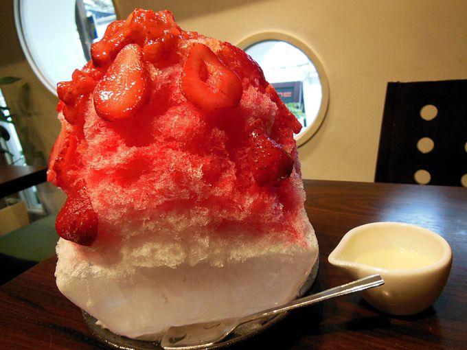 ページワン『生搾り苺』¥950